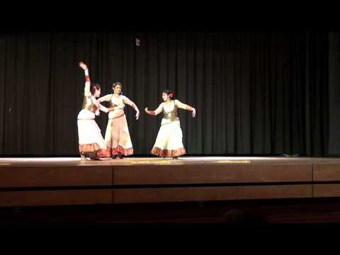 A Poetry In The Making - Liverpool - Atreyee Dance Group (Megher...