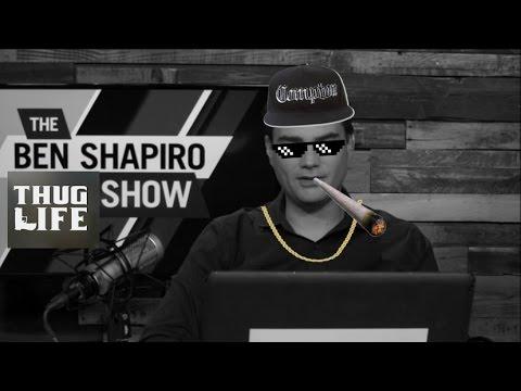 Ben Shapiro Thug Life - Ben & Jerry's