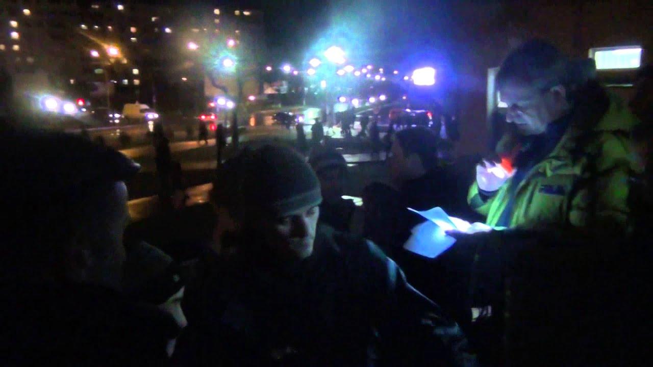 Як калушани їхали на Майдан