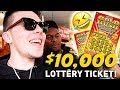 FAKE LOTTERY TICKET PRANK HE THOUGHT HE WON 10 000 mp3