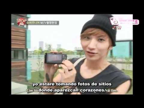 Super Junior-no Other Mv Making Español Parte 1-arirangtv video