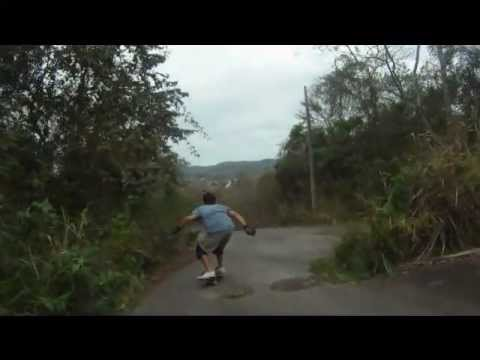 Chacal Sk8 Downhill Evolution 2 / Brazilian Downhill Slide