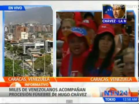 Hugo Chavez Death