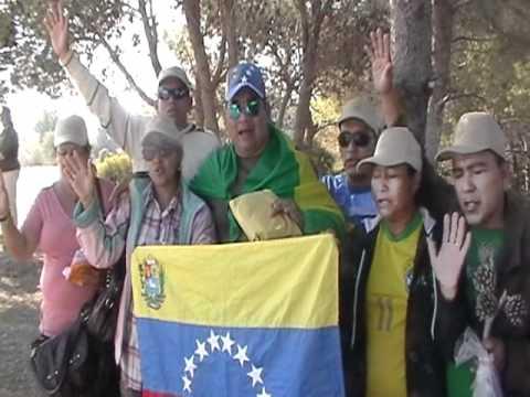 Profecia sobre Venezuela en Israel. Pastor Ribamar Ladislau Turista Rompe RECORD en TIERRA SANTA