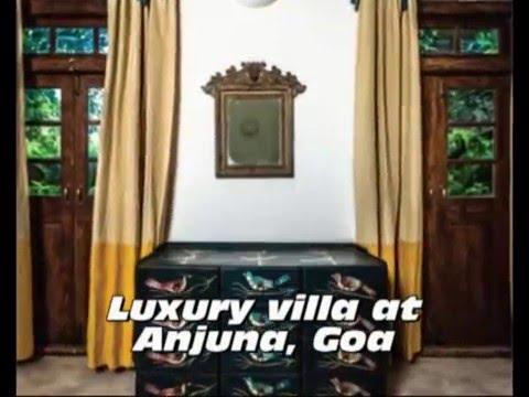 Luxury villa at Anjuna, Goa FOR SALE