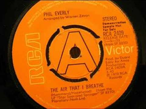 the air that i breathe  phil everly