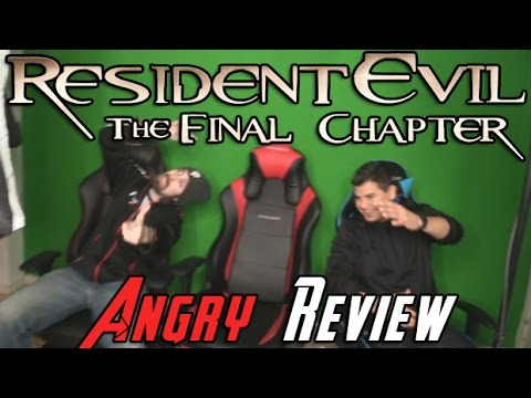 Resident Evil: The Final Chapter Angry Review
