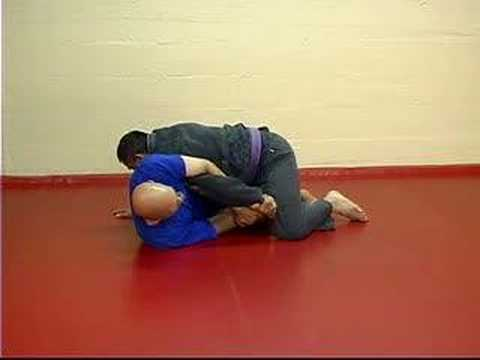 How to Finish the Kimura Armlock Submission from Half Guard Image 1