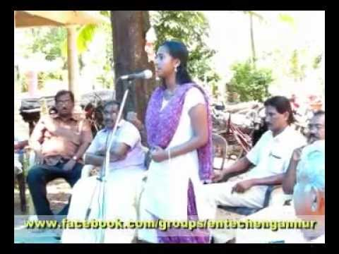 Kairali Tv Mambazham Reality Show Winner Miss. Meera Venugopal Singing .mp4 video