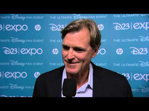 John Lee Hancock's Official 'Saving Mr Banks' Interview From D23 Expo