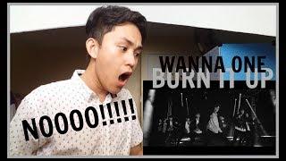 Wanna One (워너원) - 활활 (Burn It Up) MV REACTION