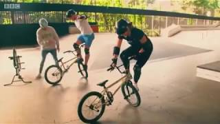 Matilda And The Ramsay Bunch BMX