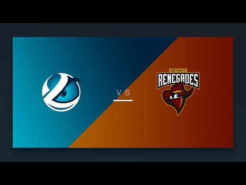 CS:GO - Luminosity vs. Renegades [Train] Map 1 - NA Day 23 - ESL Pro League Season 6