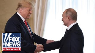 Trump, Putin hold joint press conference