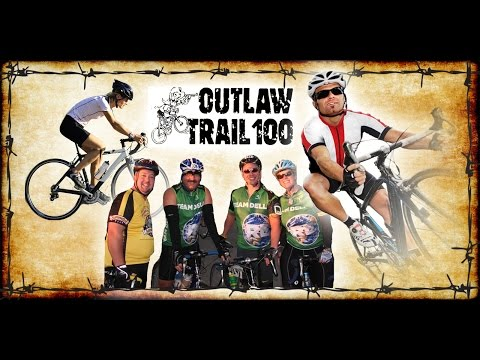 Outlaw Trail 100 Cycling Tour