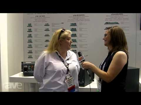 InfoComm 2013: Jennifer Willard Interviews Kramer's Melissa Dillman