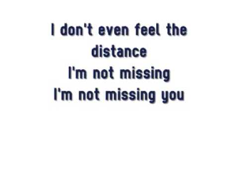 Stacie Orrico - Im Not Missing You With Lyrics Music Videos
