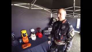 Armagillo Paintball booth