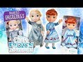 FROZEN: Ana y Elsa munecas de Las Aventuras de OLAF  Juguetes Increibles -