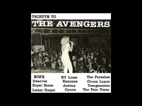 Nofx - Open Your Eyes (The Avengers cover)