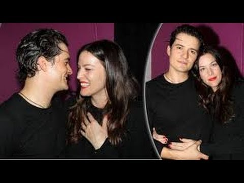 Liv Tyler & Orlando Bloom Dating???