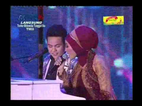 Syamsir KDI feat Gita KDI -  Piano  (Konser Sang Juara KDI 2014)