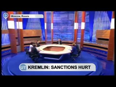 Russian PM Medvedev Admits Sanctions Pain: Ruble fall linked to Ukraine war sanctions