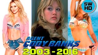 Agente Cody Banks Antes y Despues - 2016