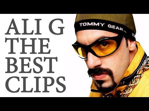 Classic Ali G Show compilation - Best bits
