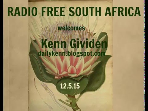 RADIO FREE SOUTH AFRICA BY KARIN SMITH