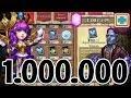 1.000.000 МИЛЛИОН САМОЦВЕТОВ НА АФИНУ И ФРЭНКИ! ТОПАЗ СЕРИЯ 1: ПОВЕЛИТЕЛЬ САМОЦВЕТОВ! БИТВА ЗАМКОВ