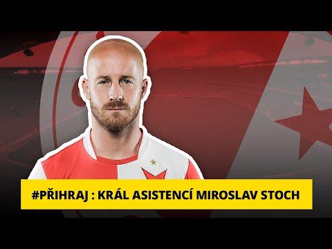Přihraj:Král asistencí Miroslav Stoch: Slavii jsem si vybral, protože chci vyhrávat trofeje