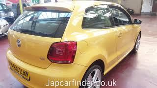 'Vw POLO 1600CC DIESEL @ JAP CAR FINDER