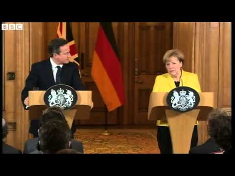 Angela Merkel: Greece should stay in eurozone