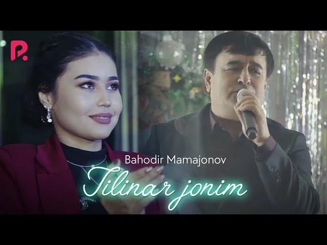 Bahodir Mamajonov - Tilinar jonim | Баходир Мамажонов - Тилинар жоним (Yangi yil kechasi 2019)