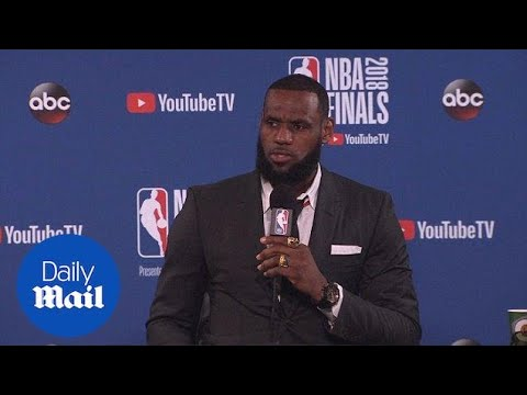 LeBron and Tyronn Lue discuss foul reversal and Game 1 loss - Daily Mail