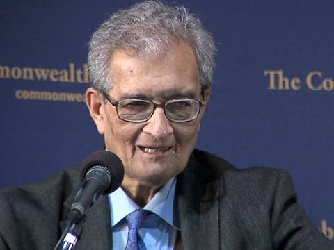 The Nature of Justice - Amartya Sen