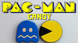 Pacman Power Pellets and Ghost Sours Candy - Sweet Fix