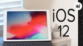 Every iPad Specific Feature in iOS 12!