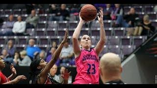 Women's Basketball - UCA 60, Nicholls 42 (Mini-Melt)