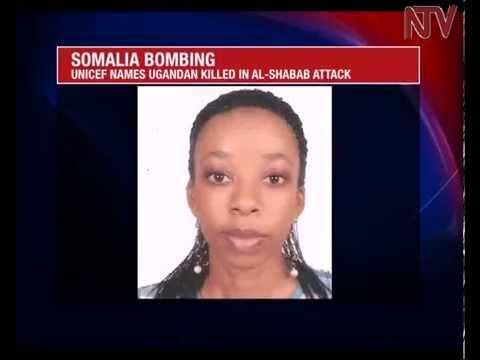 Ugandan woman killed in Somalia bombing