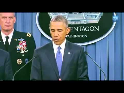 Obama openly supports terrorism