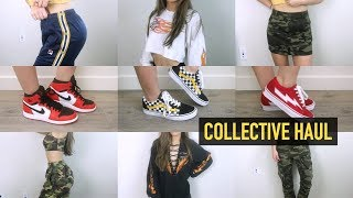 TRY ON COLLECTIVE HAUL/MOST RECENT PICKUPS! | Mel Joy