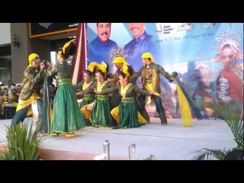 Parade Tari Daerah Kota Batam 2013-jodoh Mah Bongsu video