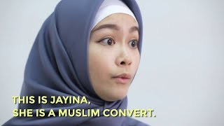 Converting To Islam