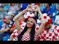 Top 10 Crazy fans reactions by Croatian Fans | England vs Croatia 2-1 | Semi final