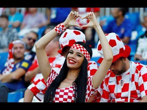 Top 10 Crazy fans reactions by Croatian Fans | England vs Croatia 2-1 | Semi final thumbnail