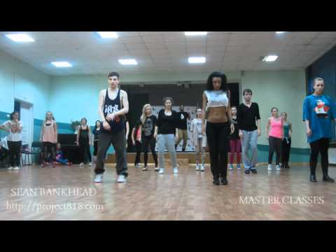 MASTER CLASSES / SEAN BANKEAD in St.Petersburg