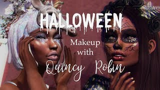 Makeup with Quincy- 2017 Halloween Edition