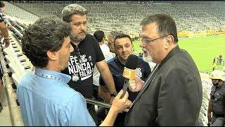 VAR foi DECISIVO na final da Copa do Brasil? CHICO LANG e torcedores comentam na Arena Corinthians